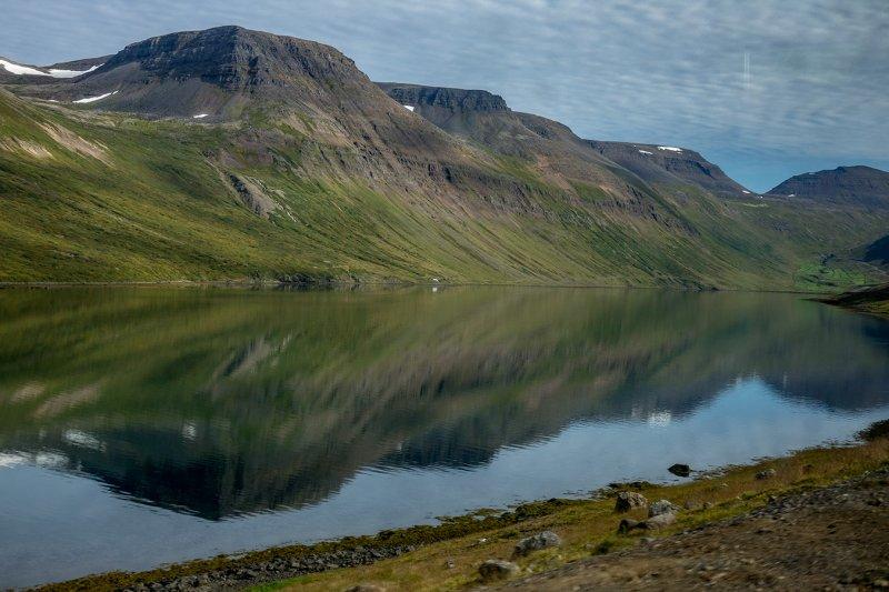 Iceland Reflection