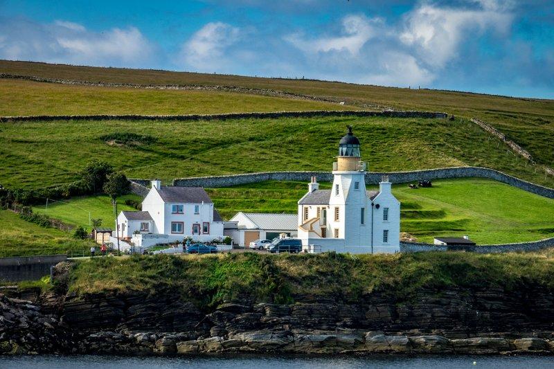 Holburn Head Lighthouse