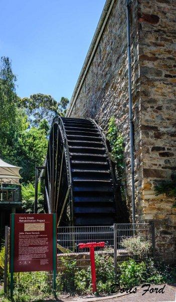 Bridgewater-Mill