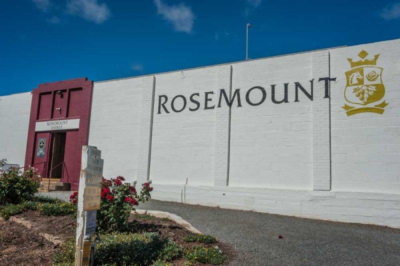 Rosemount winery