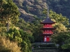 Pagoda in the Mountain