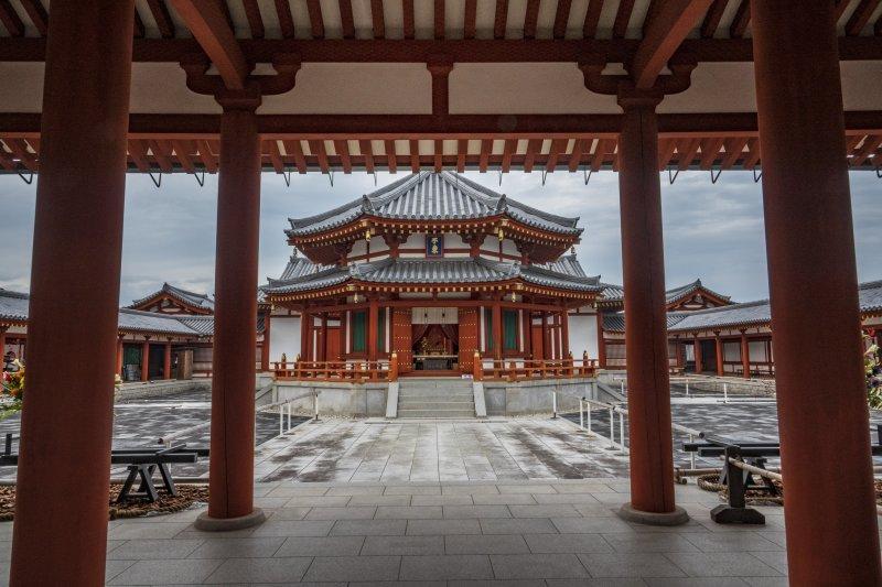Yekushi-ji UNESCO