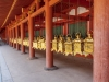 Kasuga Shrine Lanterns Gold