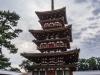 Yekushi-ji Pagoida
