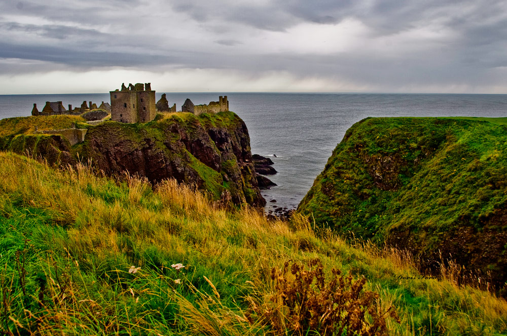 Dunottar Castle Scotland