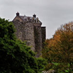 Dunstaffnage Castle Scotland