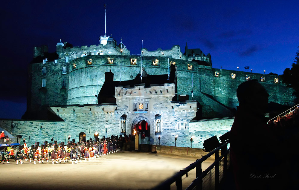 Edinburgh Castle Tattoo