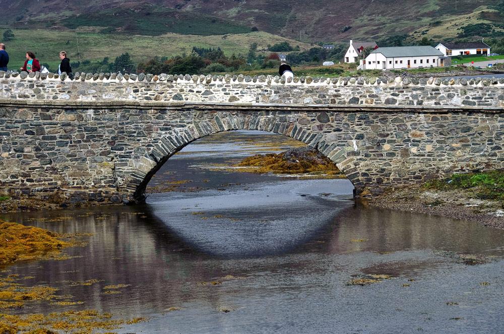 Eilean Donan-Castle