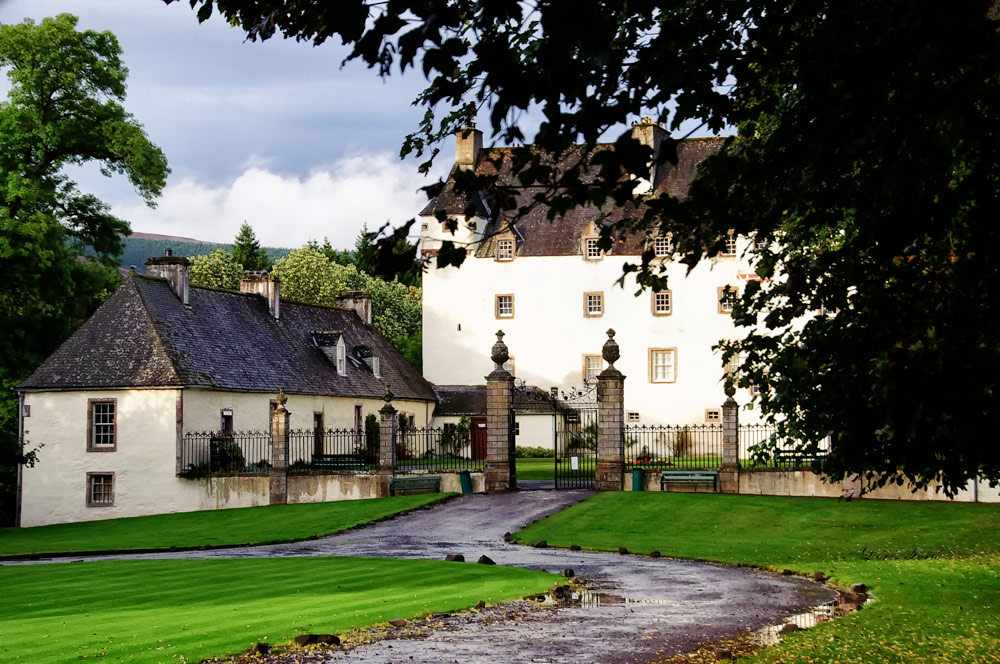 Traquair House Scotland