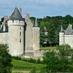 Montpoupon Chateau