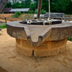 Well at Guedelon