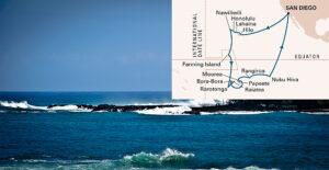 Hilo waves & map