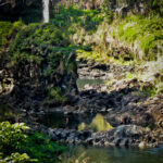 Boiling Pots of Wailuku river