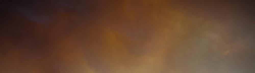 Las-Conchas Fire cloud LosAlamos NM