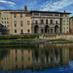 Uffizzi- One of Italy's leading Art Galleries, River Arno,