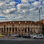 Colosseum inner round
