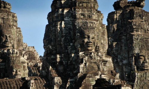 Faces-Angkor-Thom-