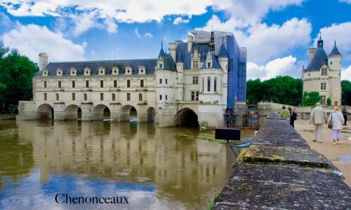 Chenonceaux   France
