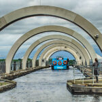 Falkirk-Wheel top