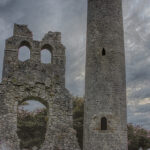 Donaghmore Church and Round Tower