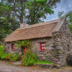 Irish-house