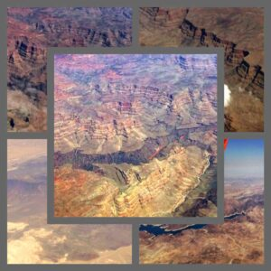 Pictures from plane