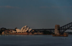 Early Morning on Opera House