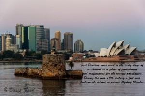 Sydney Fort Denison