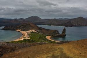 view on San Cristóbal Island a Galapagos Island
