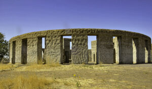 Stonehenge replica in Washington State